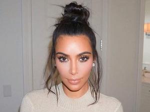 Kim Kardashian explains why she loves high heels and rarely wears flat shoes