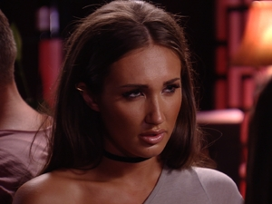 TOWIE's Megan McKenna confronts Mike Hassini over yet more rumours