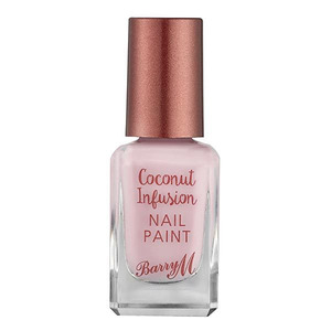 Barry M Coconut Infusion Nail Paint in Surfboard £4.99, 21st July 2016