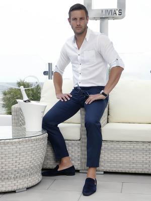 Elliott Wright: Playa In Marbella, Wed 20 Jul