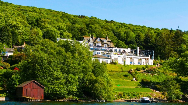 The Beech Hill Hotel & Spa in Lake Windermere, Cumbria