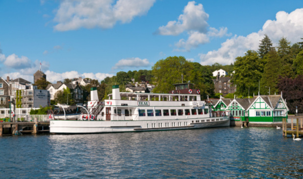 Boat trips on Lake Windermere are incredibly popular