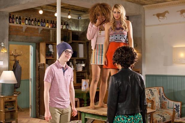 Hollyoaks, Alfie doesn't like Jade's new look, Wed 20 Jul
