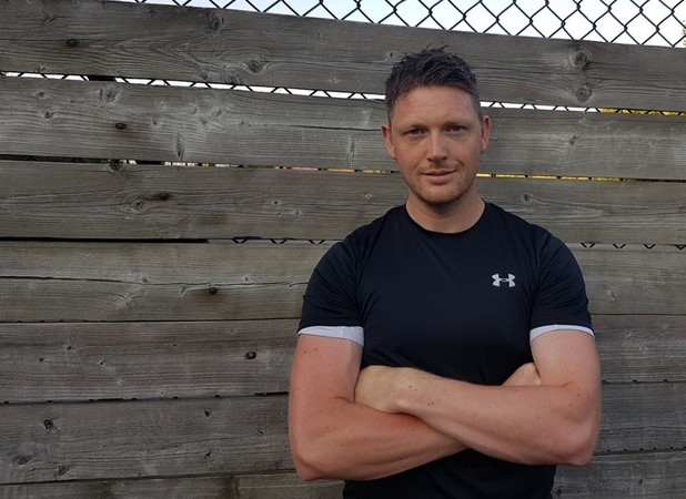Paul Russell, personal trainer and owner of The Fit Box