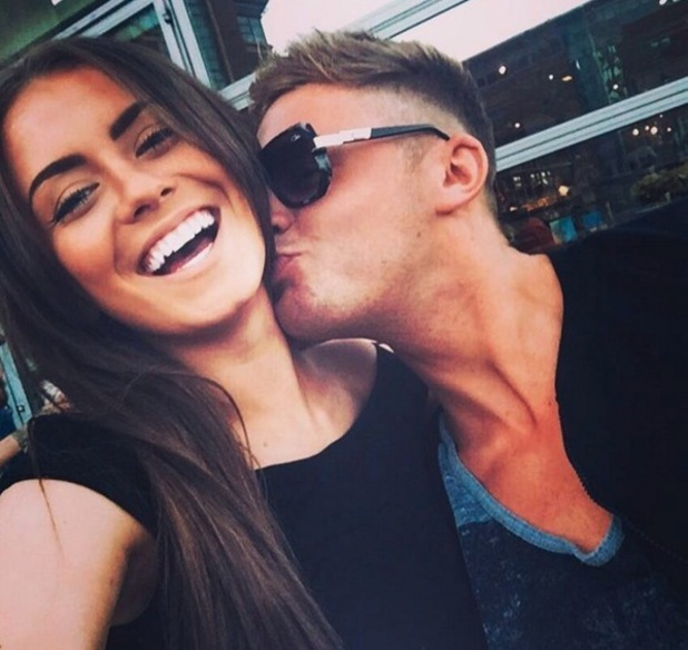 Scotty T and Francesca Toole, Instagram 21 July