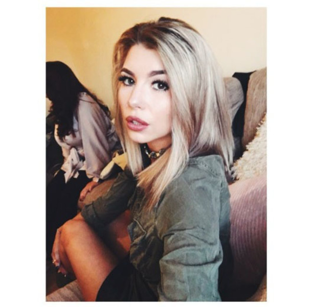 Love Island star Olivia Buckland share selfie to Instagram-account, 19th July 2016