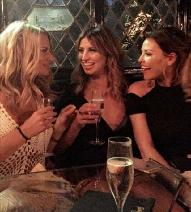 Danielle Armstrong, Jess Wright, Ferne McCann - Sheesh, Essex 20 July