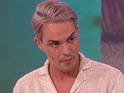 Bobby Norris talks about dog Beau's death on This Morning 22 July 2016