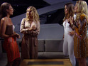 TOWIE Series 18, Episode 2 Lydia Bright and Chloe Lewis row with Megan McKenna 20 July 2016