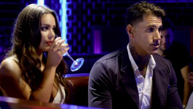 Love Island: Terry and Malin reunite at cast party 17 July 2016