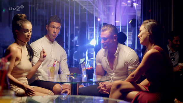 Love Island: Heading Home Sophie and Tom are confronted by Katie 17 July 2016