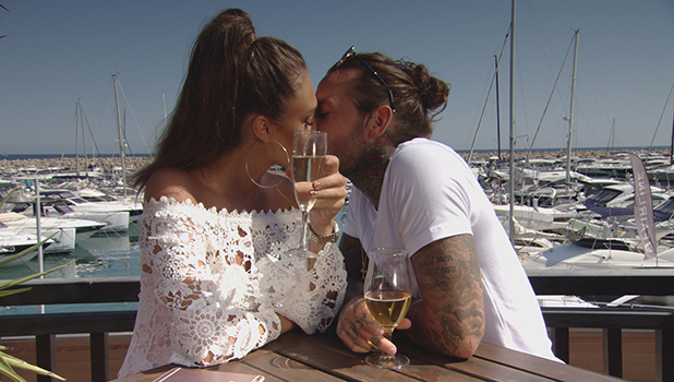 TOWIE Series 18, Episode 2 Megan McKenna and Pete Wicks To air 20 July 2016