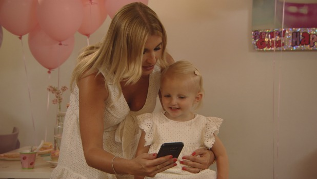TOWIE Series 18, Episode 2: Ferne phones Nelly to wish her happy birthday