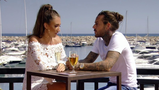 TOWIE Series 18, Episode 2 Pete and Megan 20 July 2016