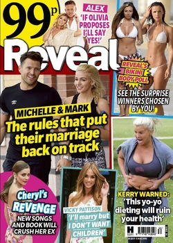 Reveal Cover, Issue 30 30 July - 5 August