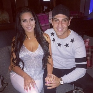 Chloe Ferry and Jon Clark date night, Instagram 28 July