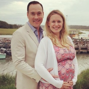 Chris Klein and wife Liana - uploaded 27 July 2016