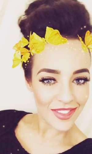 Stephanie Davis, Instagram 26 July