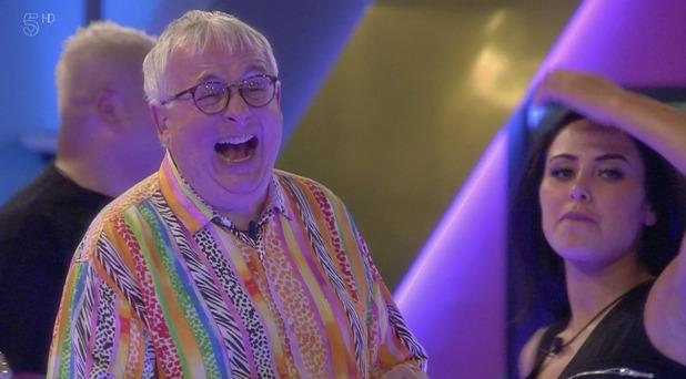 Christopher Biggins, Celebrity Big Brother 28 July