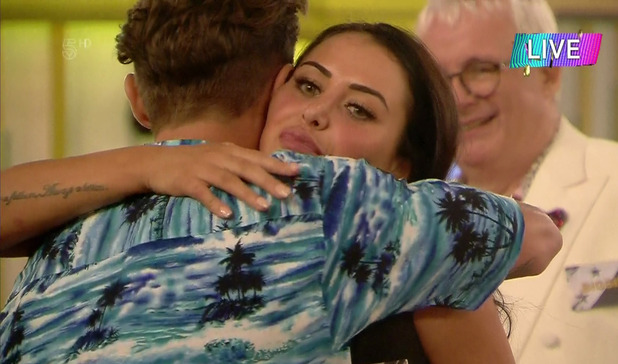 Stephen Bear and Marnie Simpson, Celebrity Big Brother 28 July