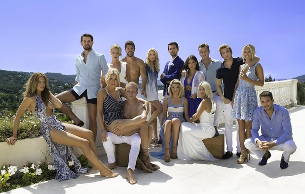 Made In Chelsea: South of France, E4, Mon 1 Aug