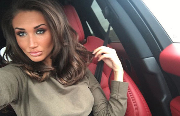TOWIE and Ex On The Beach star Megan McKenna shows off her much shorter hair on Instagram, 25th July 2016