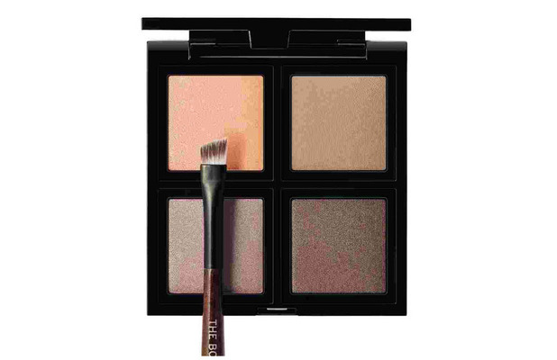 The Body Shop Down To Earth Eye Palette in Smoky Brown £15, 28th July 2016