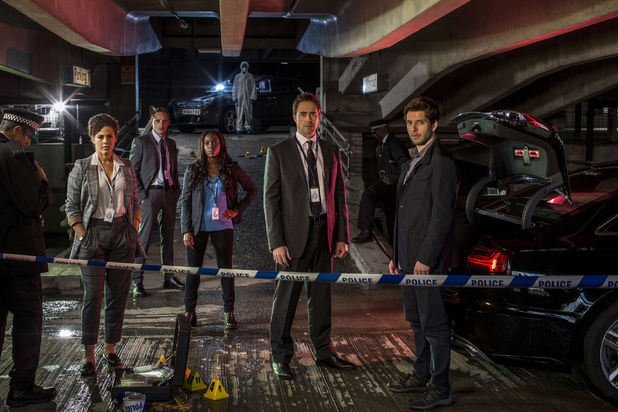 Suspects, C5, Wed 3 Aug