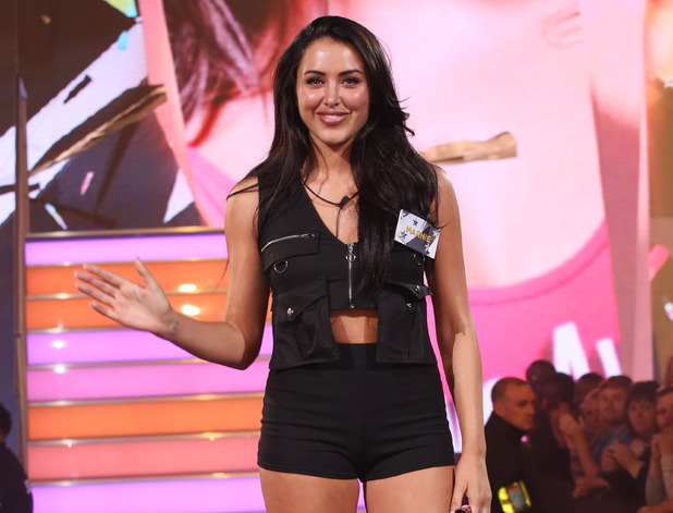 Marnie Simpson, Celebrity Big Brother 28 July