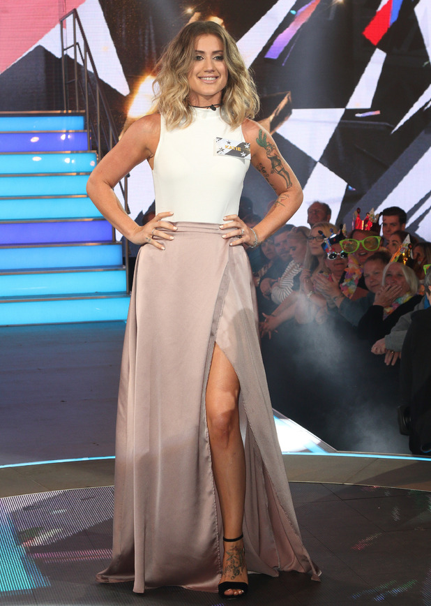 Katie Waissel, Celebrity Big Brother 28 July