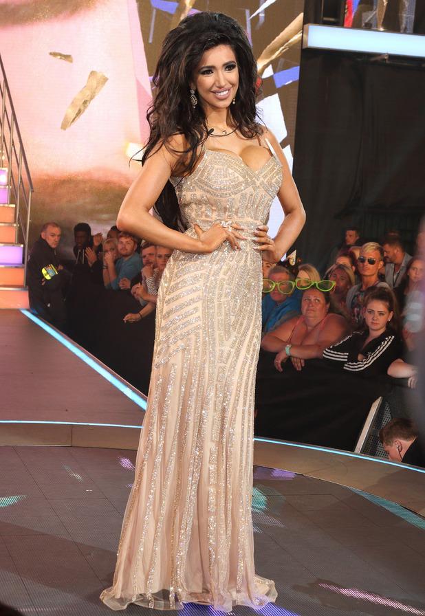 Chloe Khan, Celebrity Big Brother 28 July