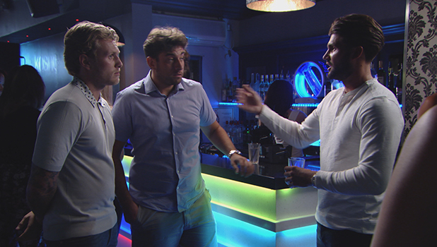 TOWIE Series 18, Episode 4 Dan Edgar and Tommy Mallet