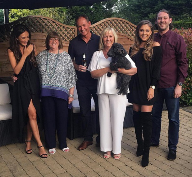 Megan McKenna's FAMILY with Megan and Pete 2016