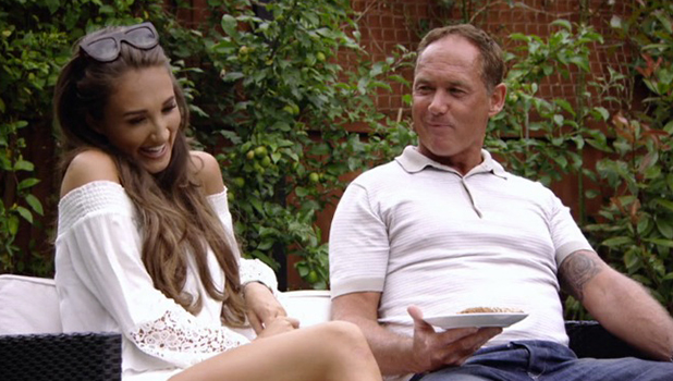 TOWIE: Megan McKenna's family make their debut 27 July 2016