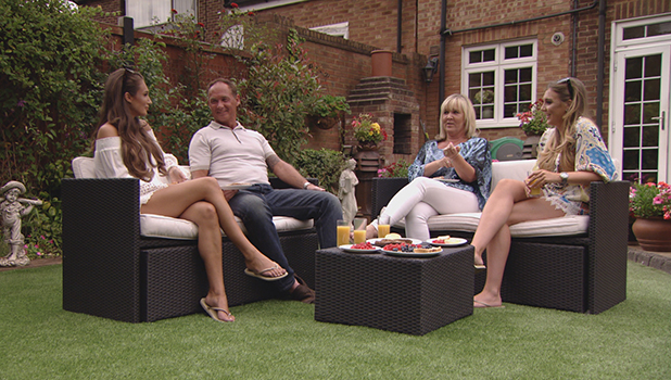 TOWIE Series 18, Episode 4 Megan McKenna's family appear