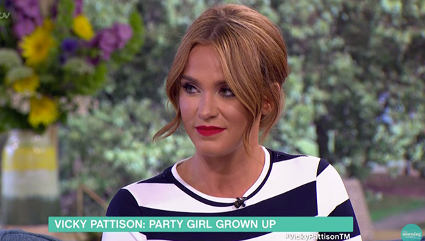 Vicky Pattison on This Morning, 28 July 2016