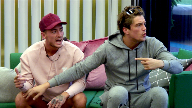 CBB 2016: Lewis Bloor and Bear