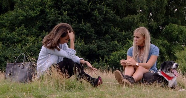 TOWIE: Megan McKenna and Chloe Meadows confront each other over their lost friendship 31 July