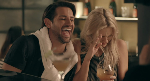 Ollie Locke and Stephanie Pratt, Made In Chelsea: South of France 1 August