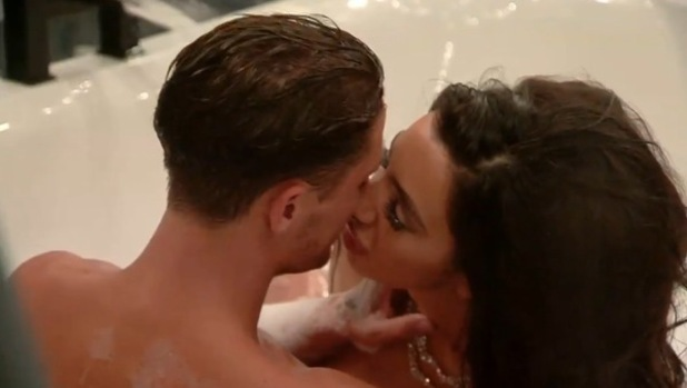Chloe Khan and Stephen bear kiss again, CBB 5 August