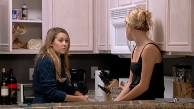 Lauren Conrad appears in The Hills reunion show - 3 Aug 2016