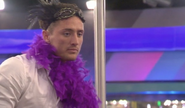 CBB: Lewis Bloor and Stephen Bear clash over Marnie Simpson 2 August