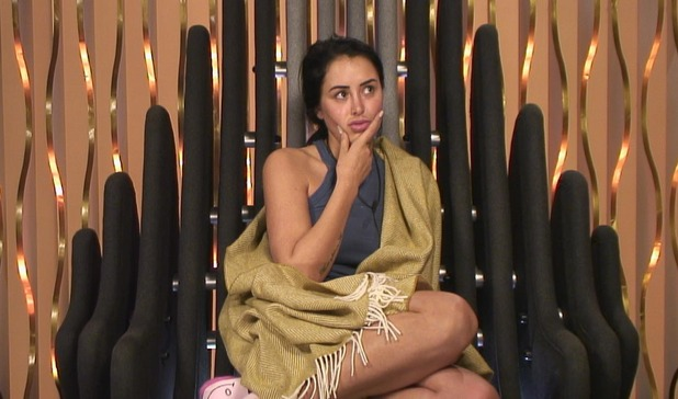 CBB's Marnie makes her nominations - 1 Aug 2016