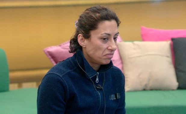 Saira Khan in Celebrity Big Brother - 2 August 2016
