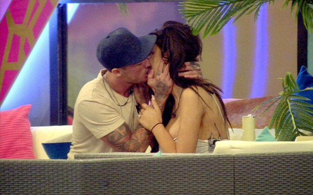 Celebrity Big Brother Day 7: Bear 4 August 2016