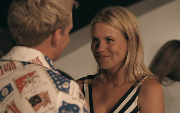 Frankie Gaff, Made In Chelsea: South of France 1 August