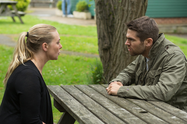 EastEnders, Ronnie confronts Andy, Thu 4 Aug