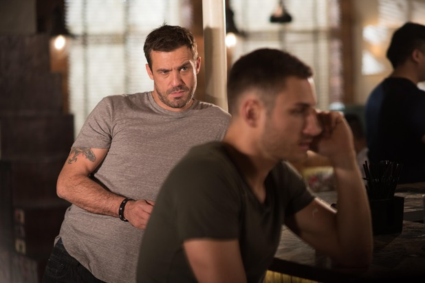 Hollyoaks, Freddie meets Warren, Mon 8 Aug
