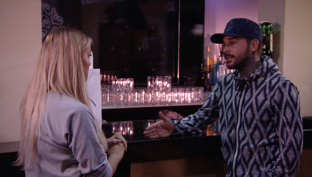 TOWIE Series 18, Episode 6 Pete and Chloe M 3 August 2016