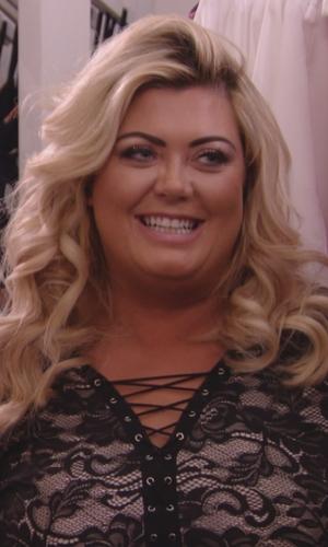 Gemma Collins flirts with Jon Clark on TOWIE, 14/8/16